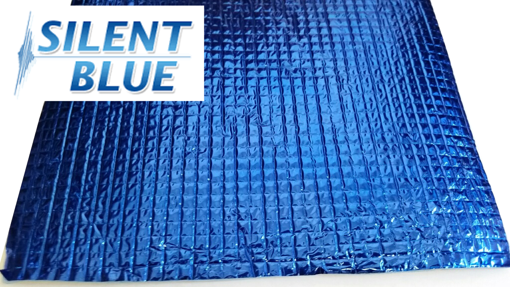 Silent Blue Main with logo